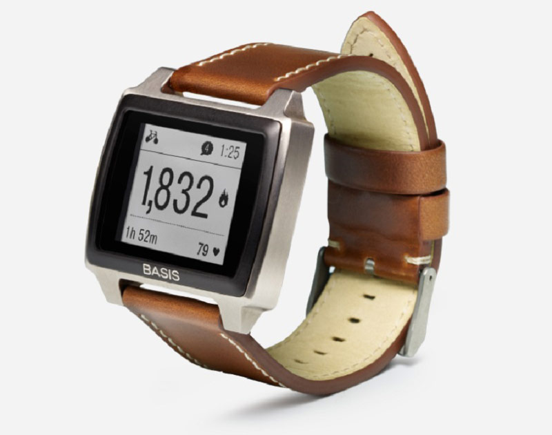 Recalls Intel smartwatch Basis Peak because of the danger of overheating and skin burns