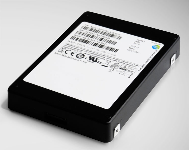 Samsung introduced SSD capacity 32GB form factor 2.5 inch
