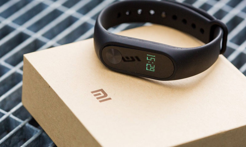 GearBest is launching the sale of the fitness bracelet Xiaomi Mi Band 2