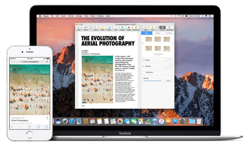 10 reasons why Sierra macOS better than Windows 10