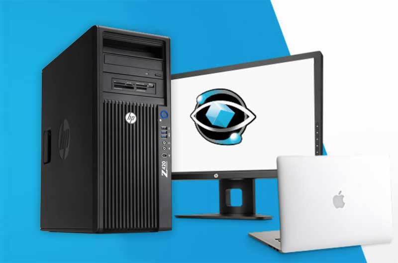 HP suggested that the owners of the Mac workstation extreme Z240