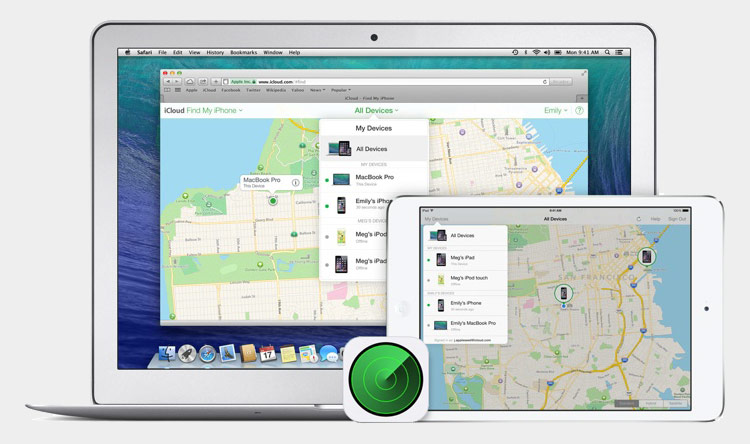 """""""Find My iPhone"""" helped to apprehend the robber in St. Petersburg"""