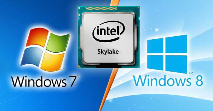Old PC saved as Microsoft decided to extend support for Windows 7 and 8.1 computers with processors Skylake