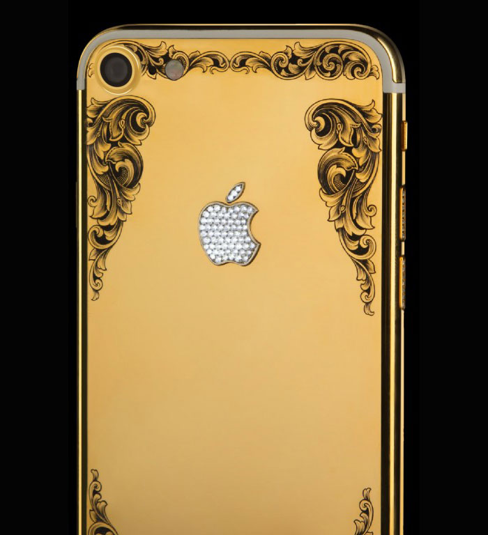 Space luxury: how it will look iPhone 7 950 000 rubles