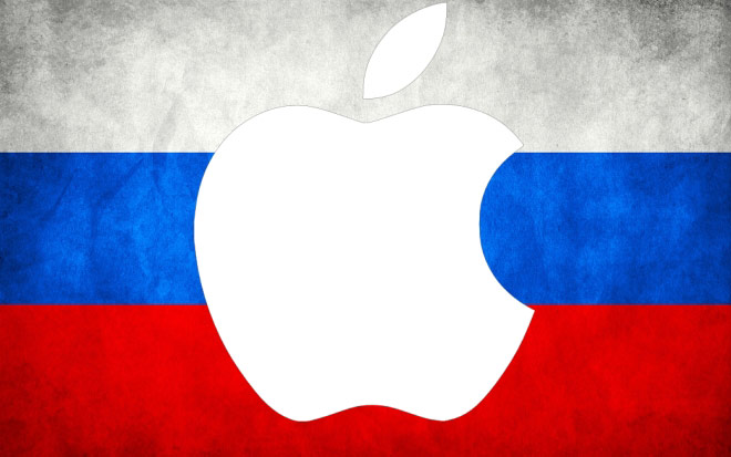 """Apple settled with the sellers of """"gray"""" iPhone and Mac in Russia"""