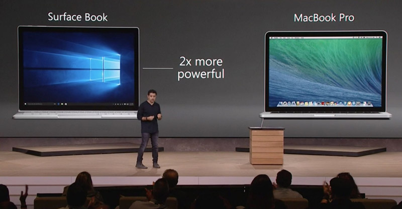 """Microsoft postponed the release of """"murderers"""" MacBook Pro for 2017"""