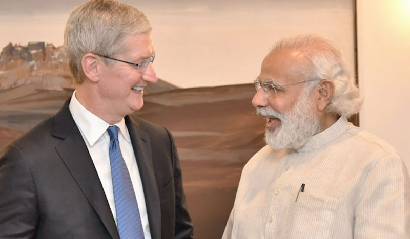 Apple is losing market India iPhone sales for the year fell by 35% to 800 million units, the share of Android exceeded 97%