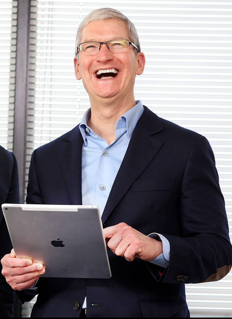 The second stage cook: what will happen to Apple next 5 years?