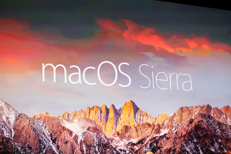 The release of macOS Sierra beta 6, tvOS 10 beta 6, watchOS 3 beta 6