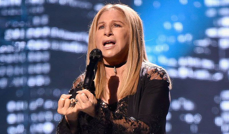Barbra Streisand said that Steve jobs could not solve a issue with Mac