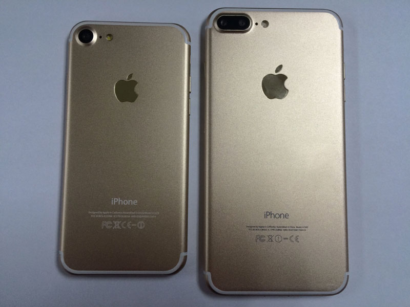 All that is known about the iPhone 7 a month before the official presentation