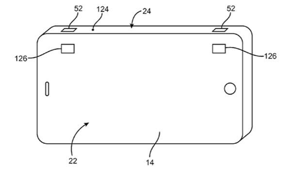 Apple has patented virtual buttons on the curved side faces the display style Samsung Edge