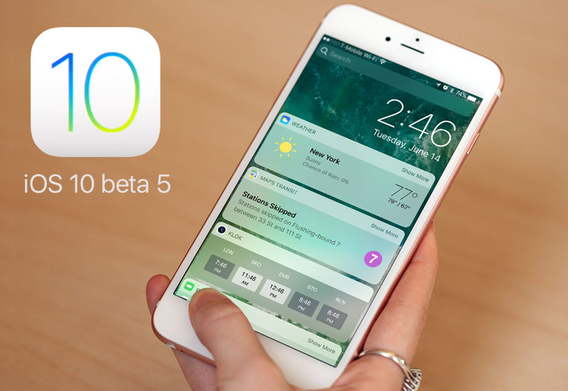 All changes in iOS 5 beta 10 in one video