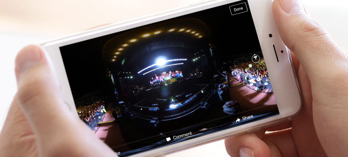 Facebook tests auto-play videos with sound on iOS devices