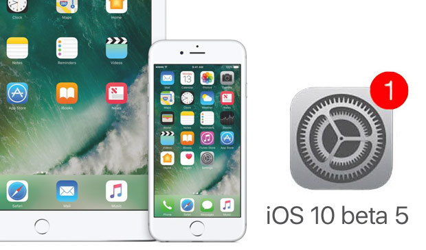What's new in iOS 10 beta 5: full list of innovations