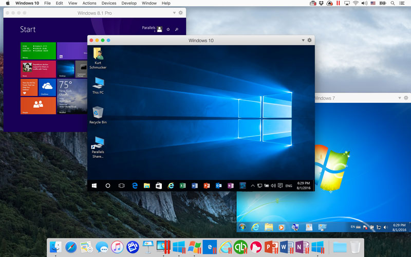 Parallels Desktop 12: how to run Windows programs on Mac [+3