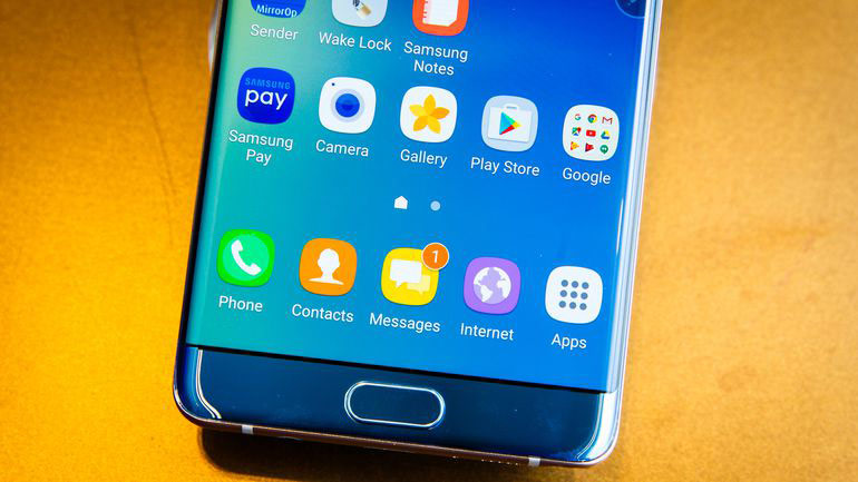10 features Samsung Galaxy Note 7, which is not in any iPhone