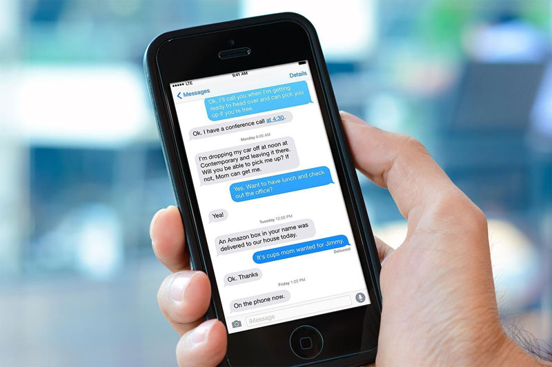 Vulnerability in iMessage opens access to the correspondence users
