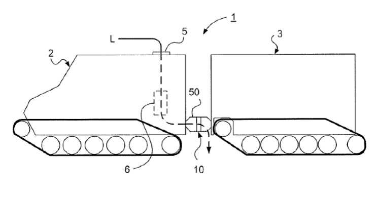 Apple received a patent for the bus-accordion