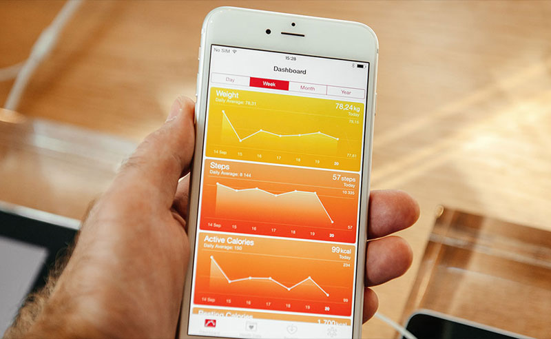 Apple has acquired the service for the collection and storage of data on the health of users Gliimpse