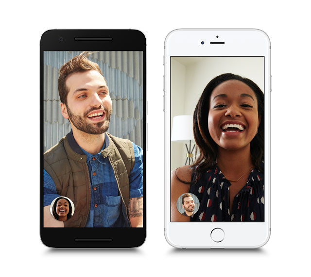 Google launches competitor to Apple's FaceTime – videomessenger Duo [video]