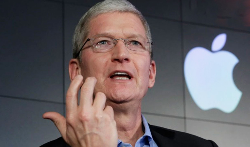 Apple CEO threatened to stop investing in Europe after the requirements to reimburse €13 billion in unpaid taxes