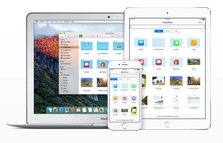 How to choose a data plan for iCloud?