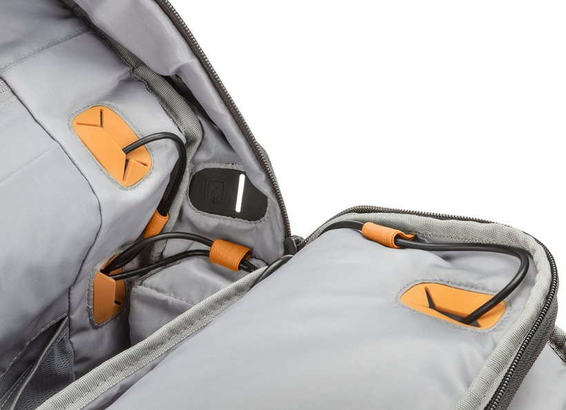 New backpack HP Backpack Powerup allows you to charge your iPhone 12 times