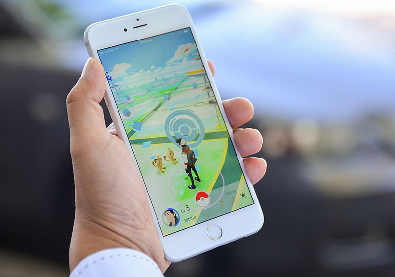 Employees of major Russian bronzovogo fired for playing Pokemon Go