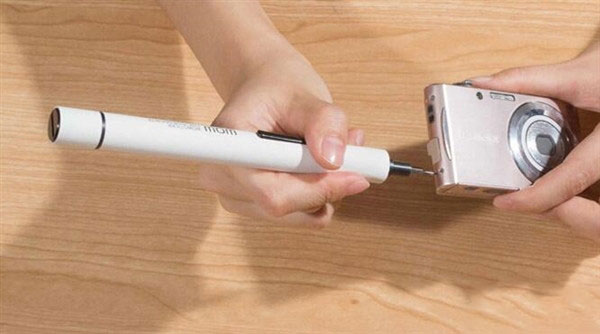 """Chinese Apple"" has presented a electric screwdriver Wowstick $30"