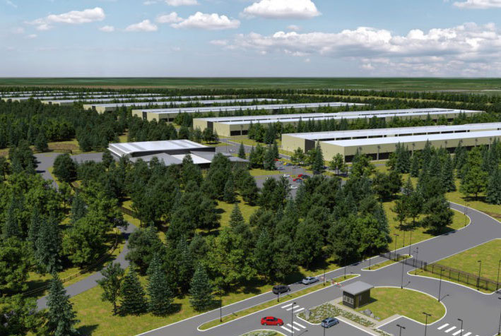 Apple received permission to build a data center in Ireland worth a billion dollars
