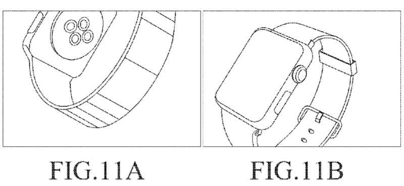 """Samsung """"accidentally"""" patented the design of the Apple Watch"""