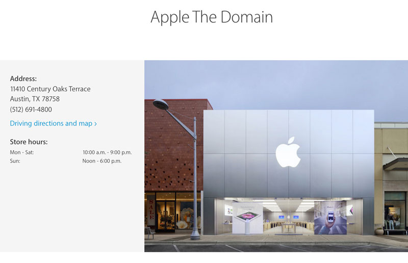 """""""Apple Store"""" is no more: Apple disclaims the word """"shop"""" in the names of its outlets"""