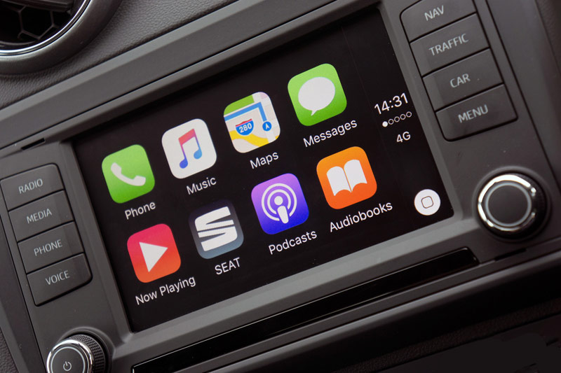 Published a list of all cars that support Apple CarPlay