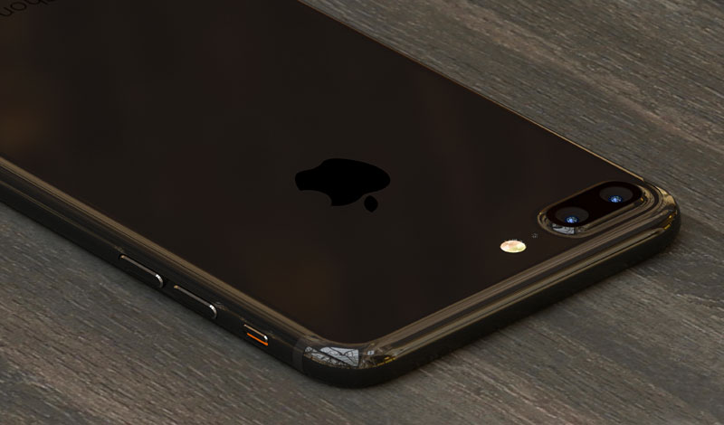 "iPhone 7 Plus in the color ""gloss black"" looks [gallery]"