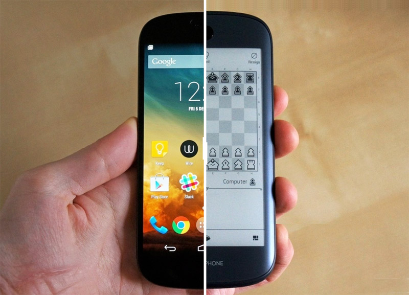 YotaPhone 3 will be released in two versions, with a new design and a more capacious battery