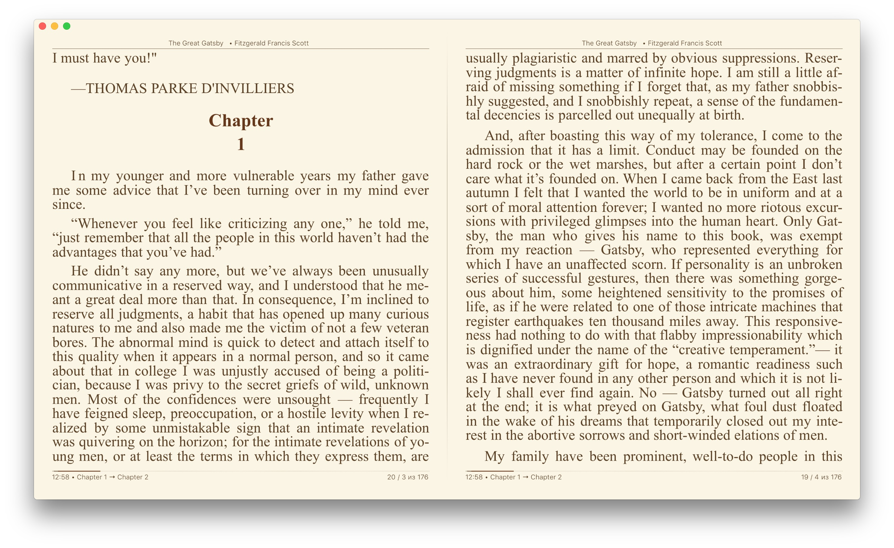 A worthy replacement for iBooks on Mac