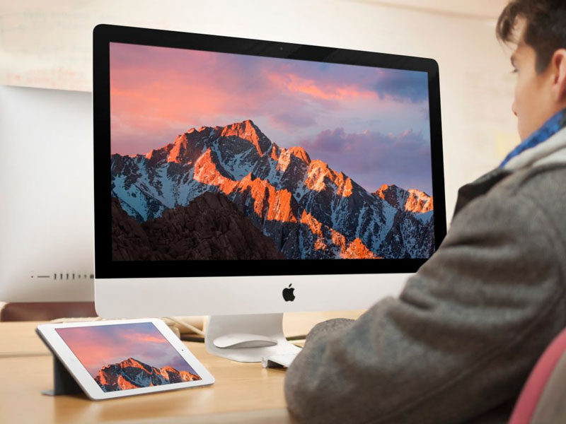 macOS Sierra became available for free download in the Mac App Store