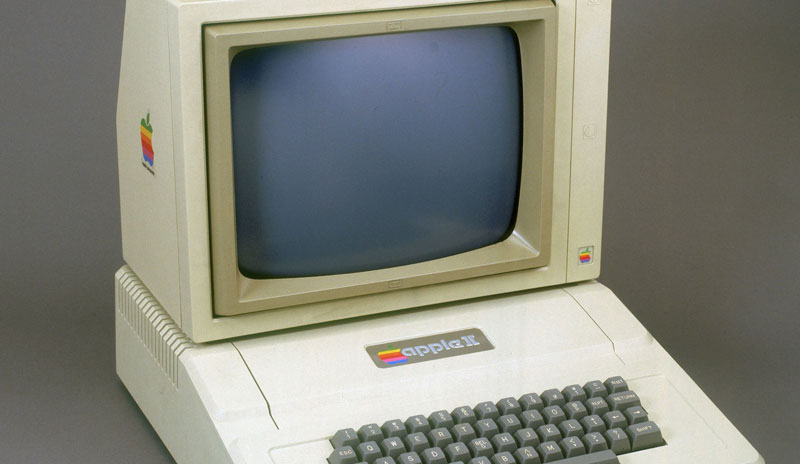 Apple II for the first time in 23 years received the update
