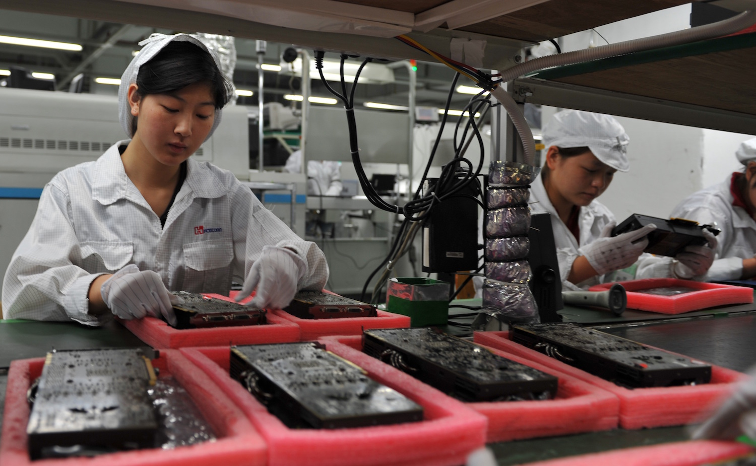 Foxconn workers continue to die