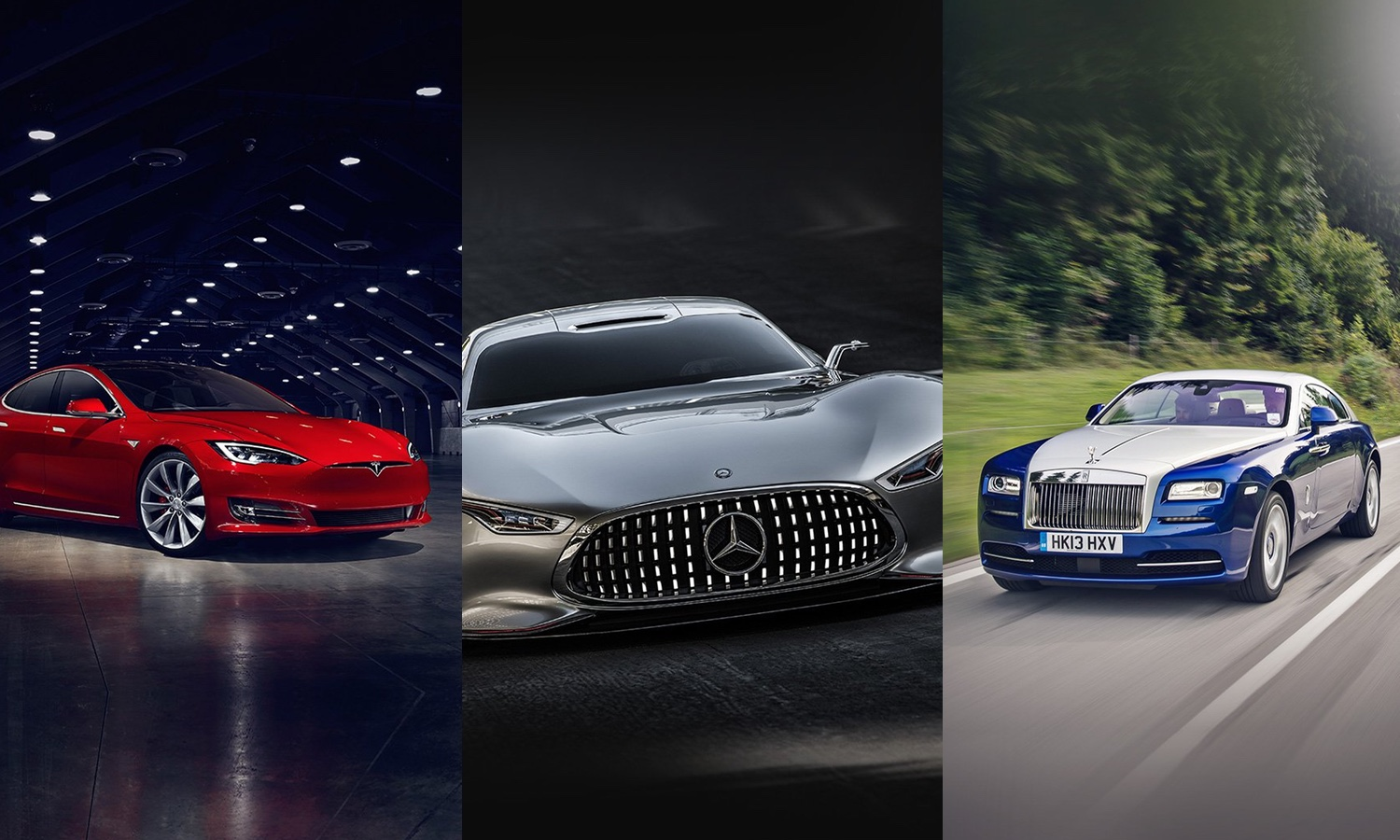 A selection of the best Wallpapers: cars