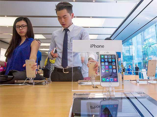 Apple has increased production of the iPhone 7