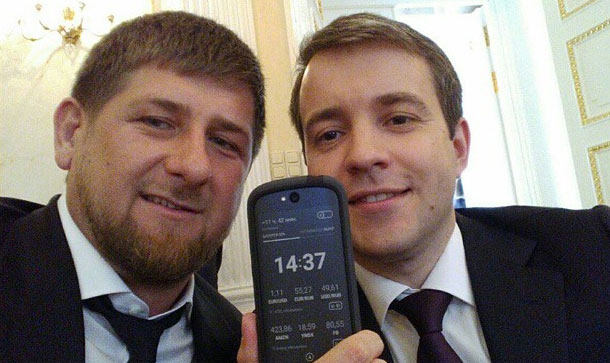 """Apple is not stiffened, or who needs a """"Russian iPhone"""" for $130"""