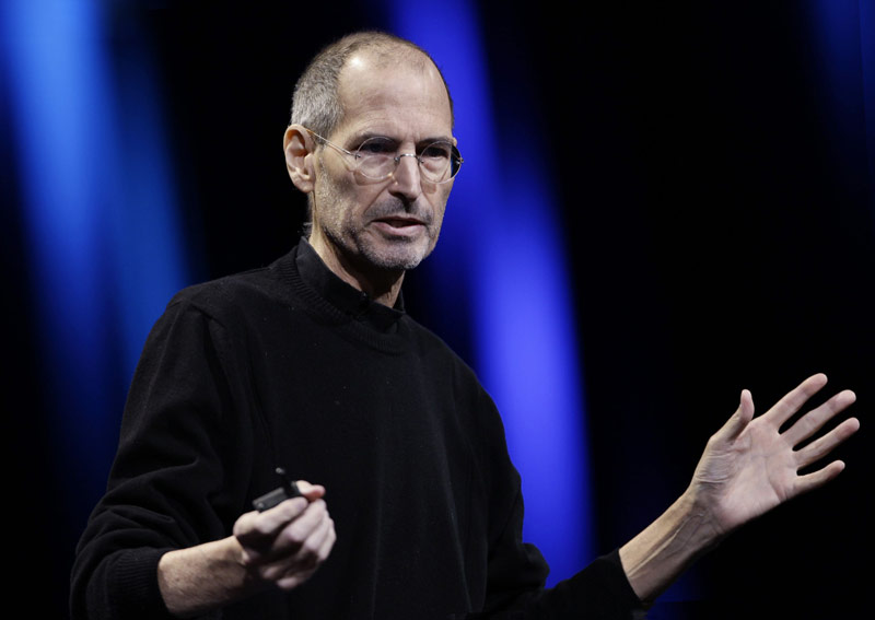 Steve jobs worked on an Apple TV even after stepping down as CEO