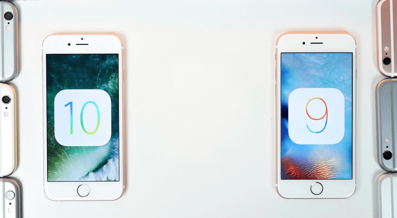 How to downgrade iOS 10
