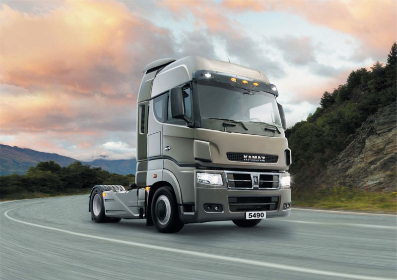"""""""KamAZ"""" will present unmanned vehicle before Apple"""