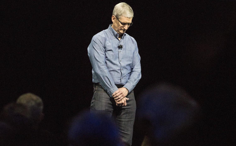 Apple was fined 13 billion euros