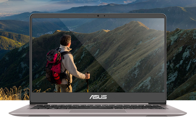 """ASUS has introduced a """"killer"""" MacBook with edge-to-edge display, Intel Kaby Lake and GeForce graphics 940MX"""