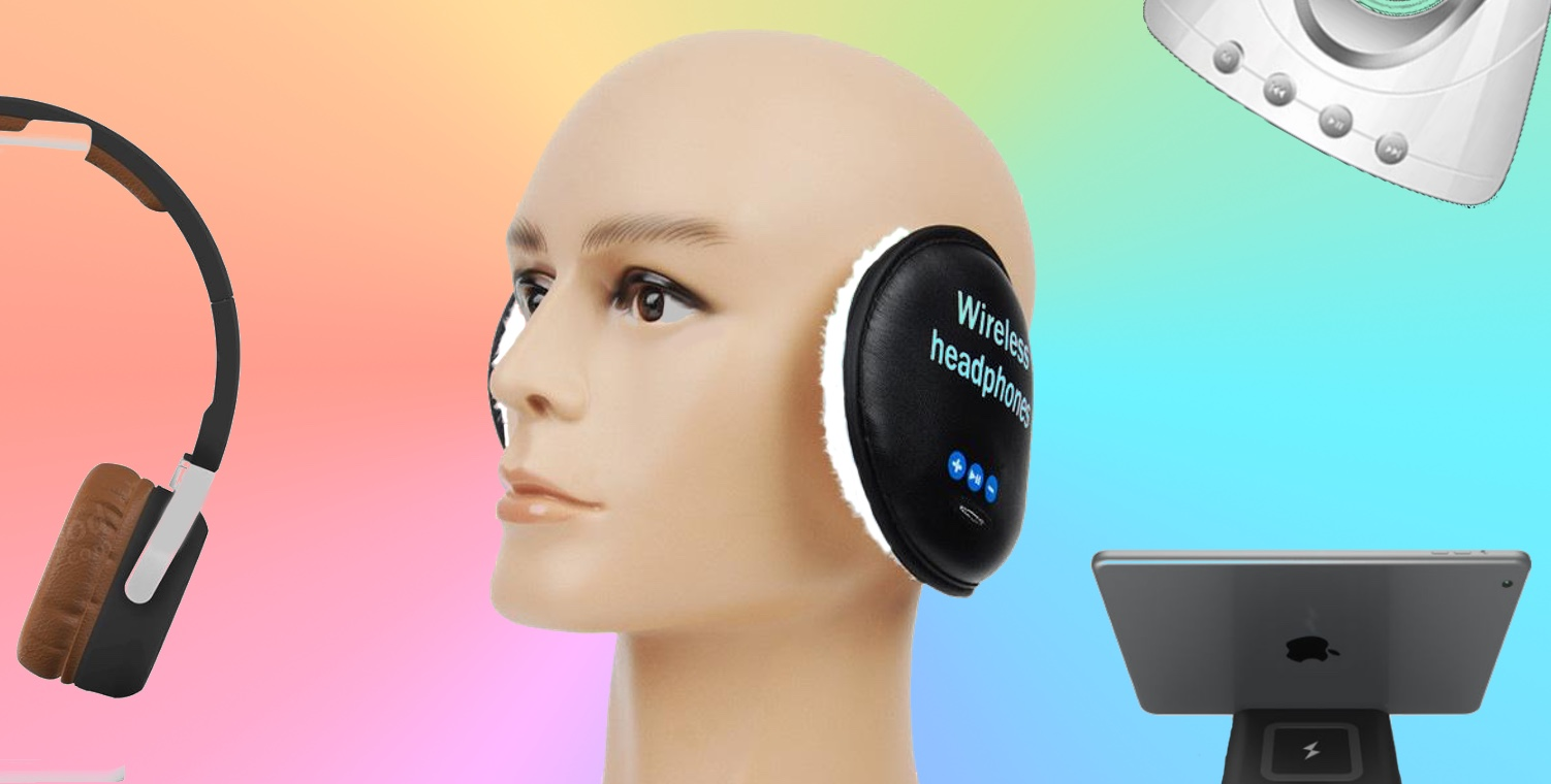 From China with love: warm earmuffs, disco lamps and a Lightning-opener