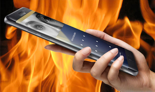 Samsung tried to pay $900 to the owner of Galaxy Note 7, to cover the fact of the explosion of the smartphone